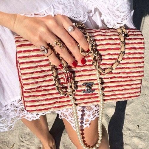 Chanel & ring bling