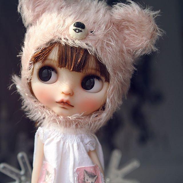 #cheriebabette #blythe #customblythe #doll #k07 #k07doll