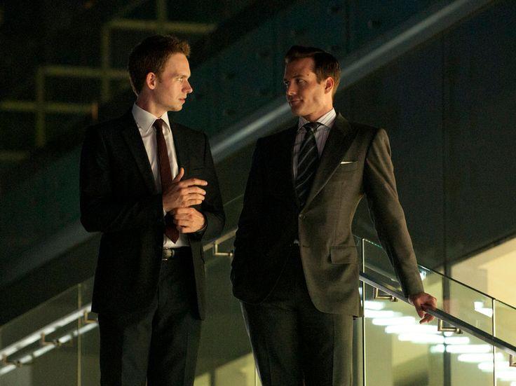 Suits - Season 1 Episode Still