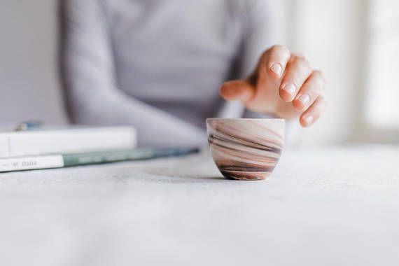 pink ceramic espresso cupcute pink mugespresso lovercoffee