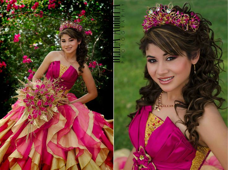 16 Best Images About Quinceanera Hairstyles On Pinterest