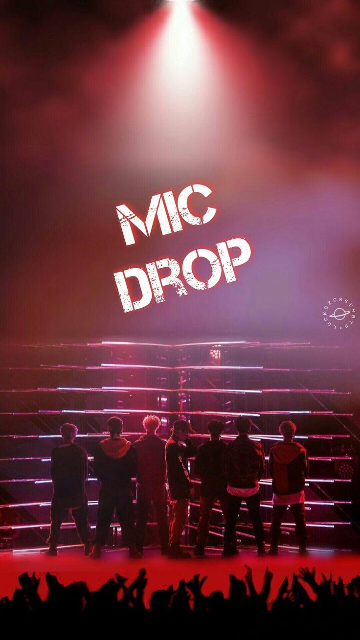 Bts Mic Drop wallpaper