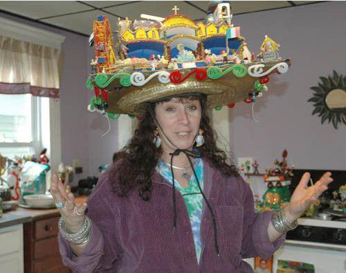 17 Best Images About Crazy Hats! On Pinterest