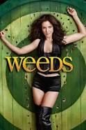 Weeds is an American dark comedy-drama[1][2][3] television series created by Jenji Kohan for Showtime. Its central character is Nancy Botwin (Mary-Louise Parker), a widowed mother of two boys who begins selling marijuana to support her family, after her husband dies of a heart attack. Over the course of the series, she and her family increasingly become entangled in illegal activity.
