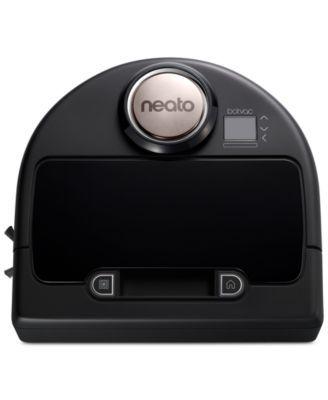 Neato Botvac Connected Robot Vacuum - Black