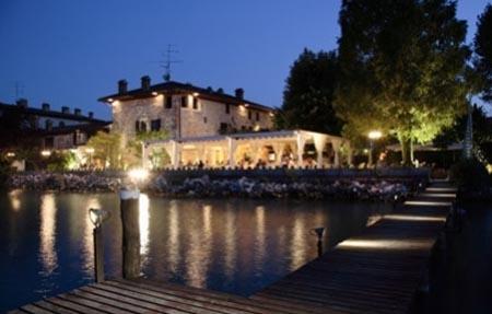 RISTORANTE VECCHIA LUGANA - Sirmione, Italy - wedding venue