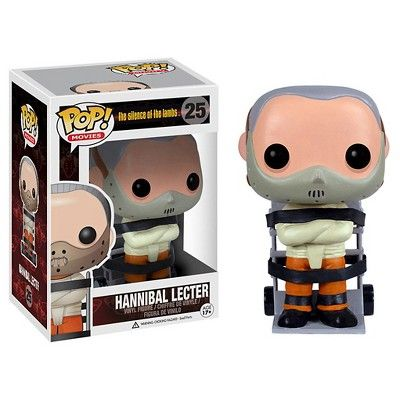 Funko Horror Classics Pop! Movies Vinyl Collectors Set: Ghostface, Hannibal, Leatherface, and Pennywise