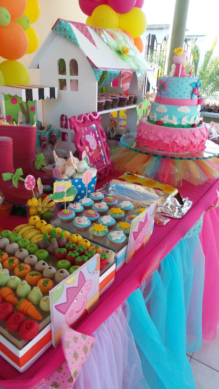 mesa de dulces ...absorted candies