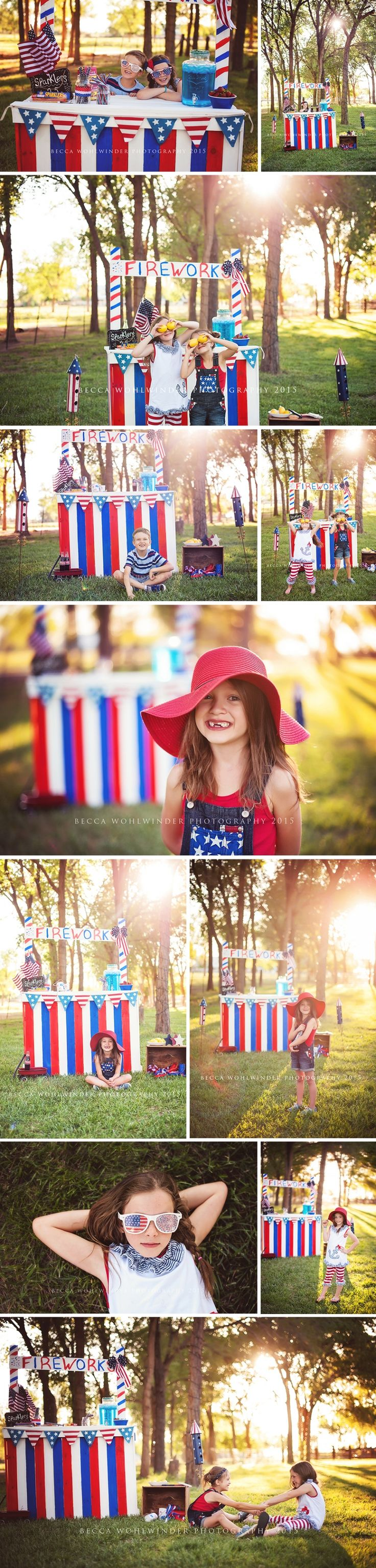 firework mini session