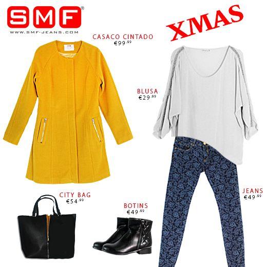 XMAS Outfit, Disponível Online e nas lojas SMF Uma sugestão de presente de Natal para surpreender quem mais gosta  Merry Xmas