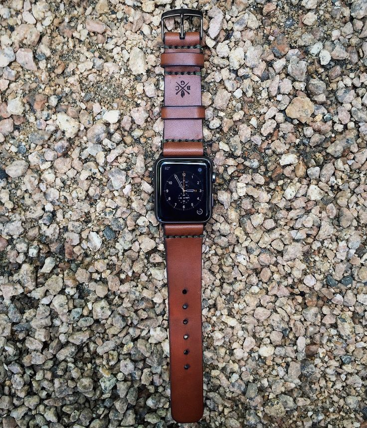 Apple Watch Strap - Bexar Goods - Bexar Goods Co :: Texas Makers of Durable Goods                                                                                                                                                                                 More