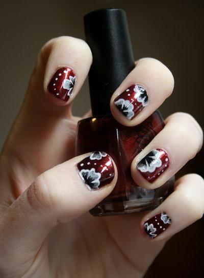 14 Creative Nail Art Designs   Wiknix