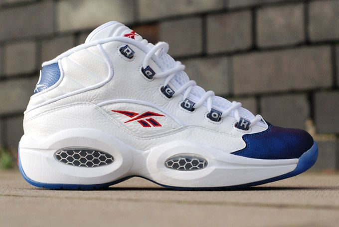 Allen Iverson, The Question, Reebok
