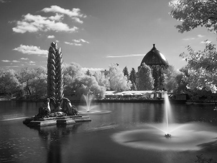 Sunny day at VDNKh by Alexander Polomodov on 500px