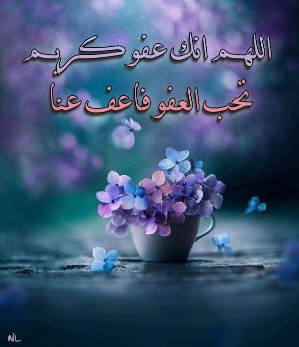 اللهم انك عفو كريم تحب العفو فاعف عنا | Ramadan lantern, White wallpaper,  Neon signs