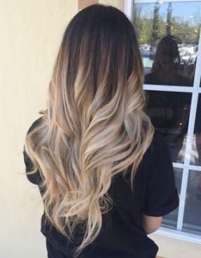 46 Ideen Haare Blond Karamell Highlights –    HAIR