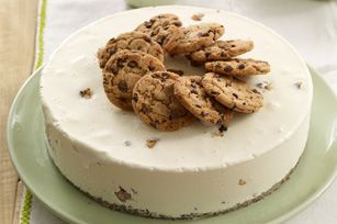 CHIPS AHOY! Ice Cream Cheesecake Recipe... looks so good, wish I could bake
