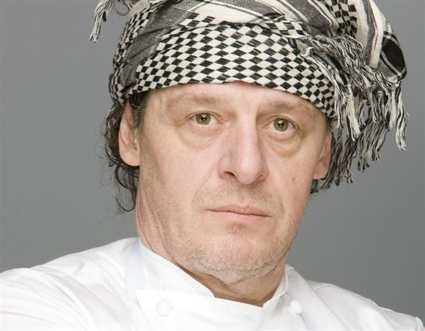 "Marco Pierre White: ""Self-control is true power."""