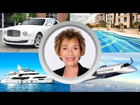 Judge Judy Net Worth, Lifestyle, Family, Biography, House and Cars - YouTube