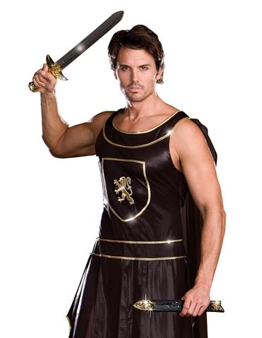 youll be the king of the world in this warrior king costume from dreamgirl roman