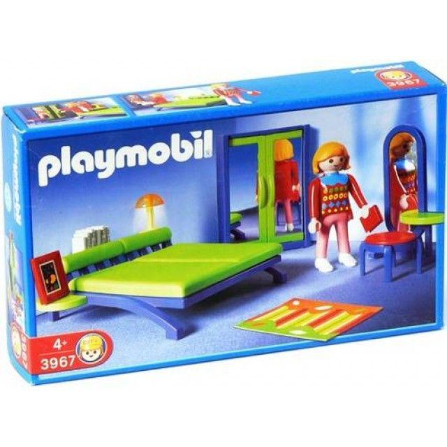 Afbeeldingsresultaat voor playmobil slaapkamer 4284