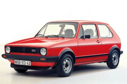 VW Golf GTi MK1, where it all began