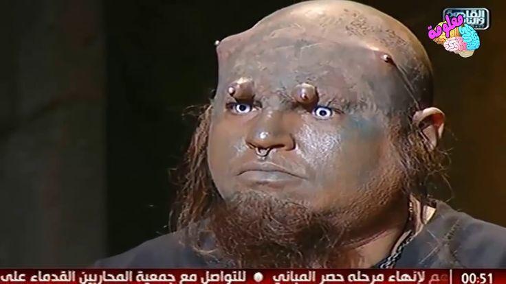 أغرب 6 ضيوف استضافتهم الفضائيات المصرية !!!