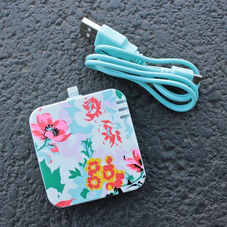 ban.do - back me up! mobile charger in florabunda
