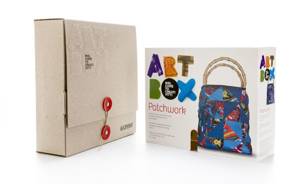 Packaging   Alpino ArtBox on Behance
