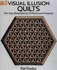 optical illusion quilt patterns - Google Search