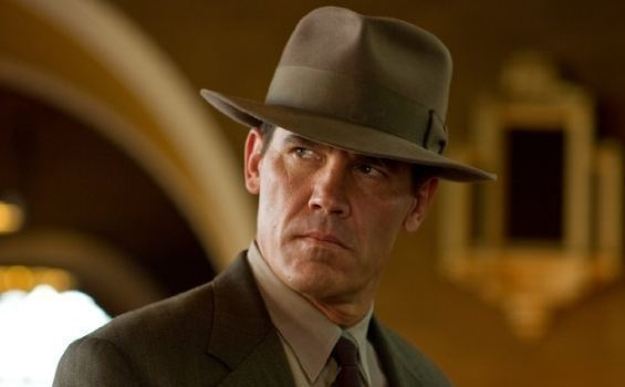 Josh Brolin headlines Gangster Squad and talks to Movie Fanatic about re-teaming with Sean Penn after Milk. Brolin also admits that the great cast -- including Ryan Gosling, Emma Stone and Michael Pena -- were not the studio's first choice!