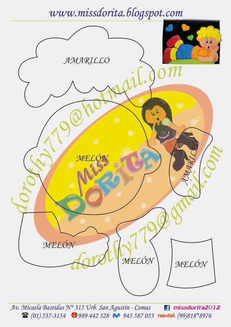 Miss Dorita: Forros de Cuaderno