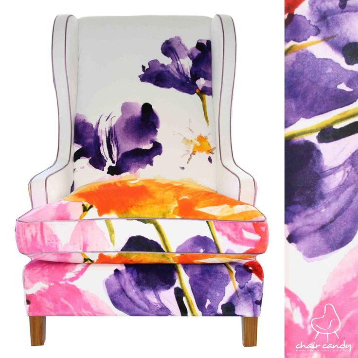 Fun Lounge Chairs 13 best fun floral and flower chairs images on pinterest