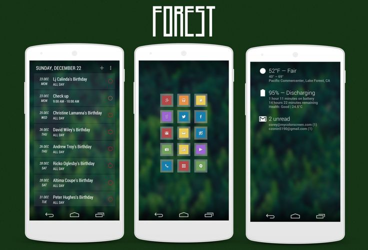 Forest by CZonin.deviantart.com on @deviantART