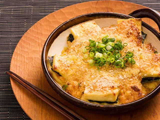 豆腐 グラタン レシピ