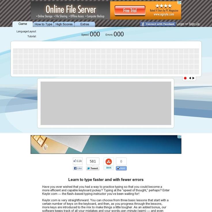 Pinterest 상의 Typing Lesson에 관한 1,000개 이상의 아이디어 | 홈 ...