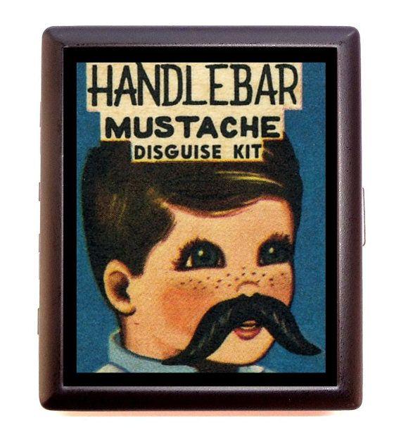 Cigarette case or card holder, offered on etsy