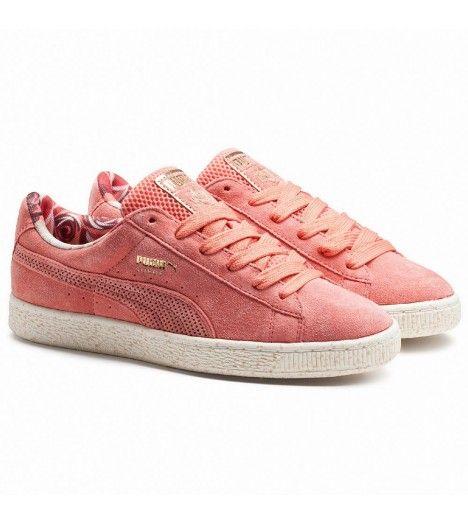 Achetez votre paire de Puma Suède Carreaux rose en quelques clics. Retrouvez un large choix de baskets Puma Select pour homme, femme et enfant sur notre boutique Prestige Center.