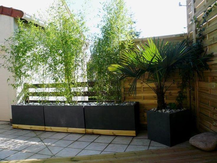 19 best jardinière pour terrasse images on Pinterest Decks - drainage autour d une terrasse