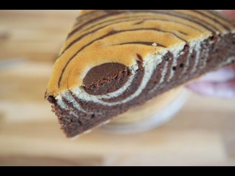 Youtube herve cuisine gateau zebre