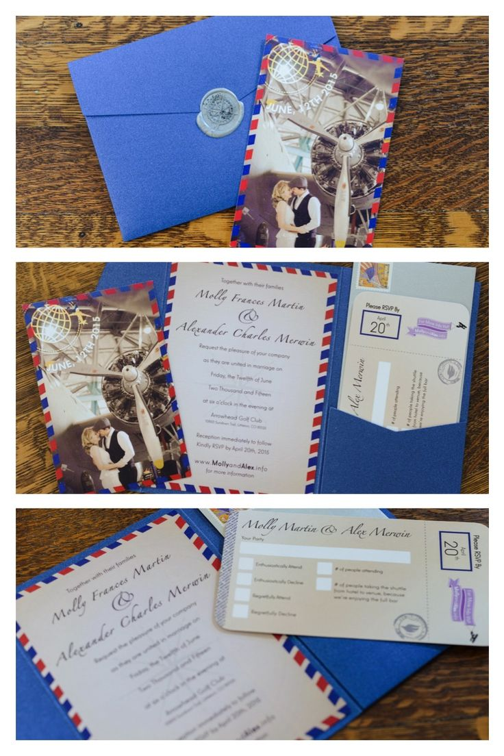 Vintage Travel Theme Wedding Invitations And Save The Dates We Had A Compass Rose Wax Seal You
