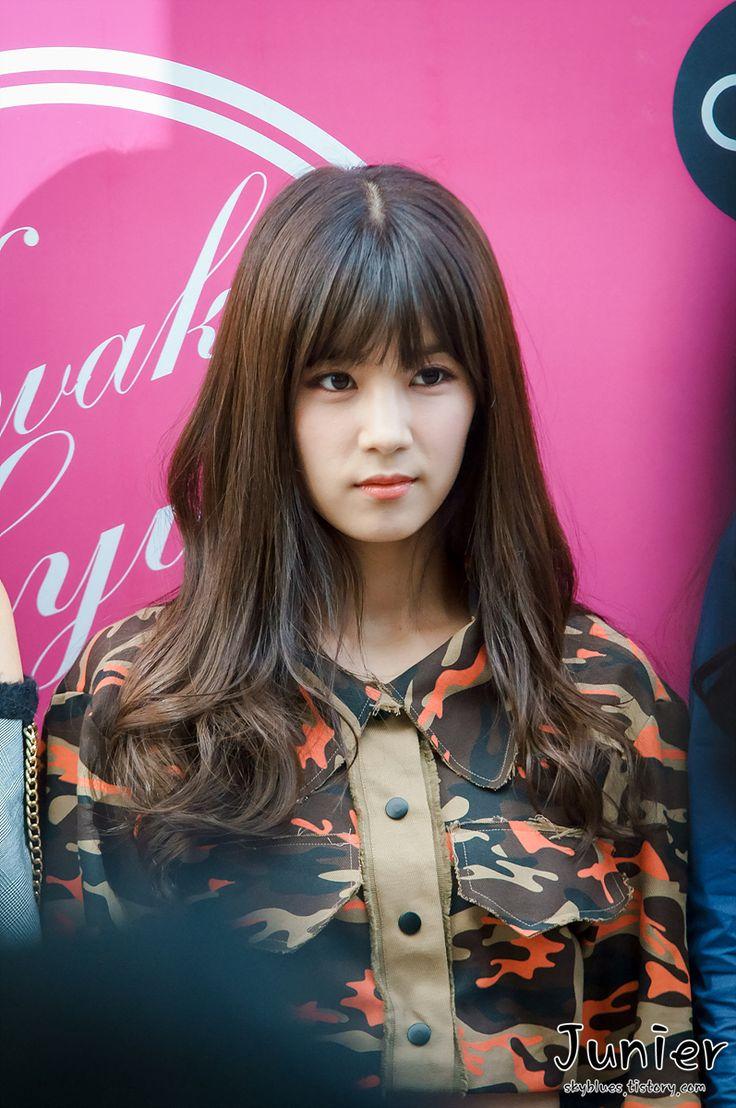 apink chorong   seoul fashion week 2013
