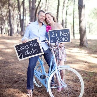 Save-the-Date-Karten: Ideen & Tipps