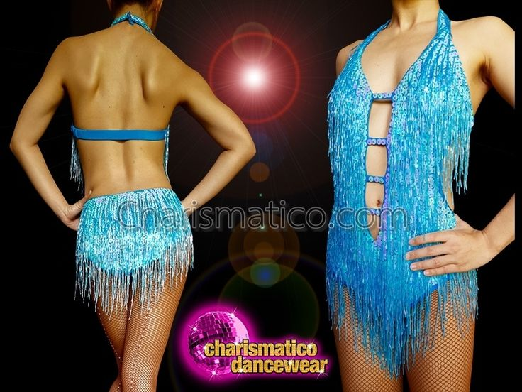 Charismatico Dancewear Store - CHARISMATICO Bright blue leotard dress with shiny beads and fringes, $145.00 (http://www.charismatico-dancewear.com/charismatico-bright-blue-leotard-dress-with-shiny-beads-and-fringes/)