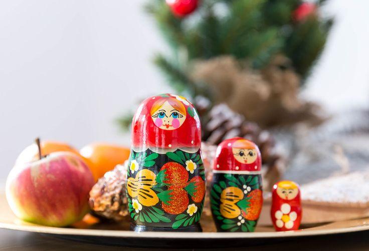 Weihnachten Russland