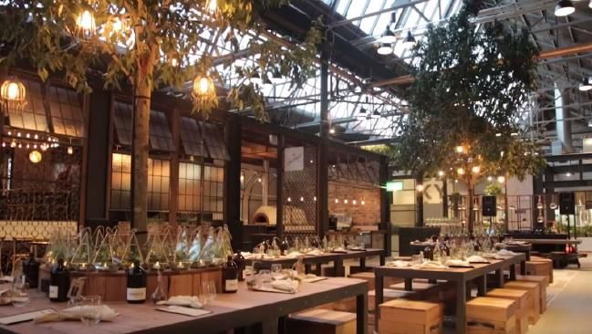 Exciting! Get your foodie fix at the Tramsheds, Forest Lodge!