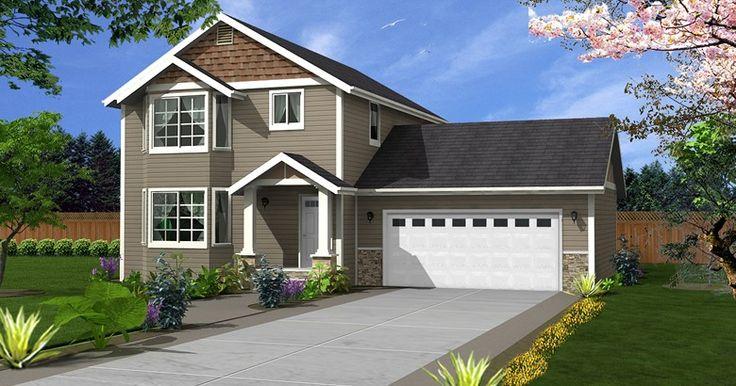 Sumner Meadows 1522 Sq Ft 2 Story House Custom Home