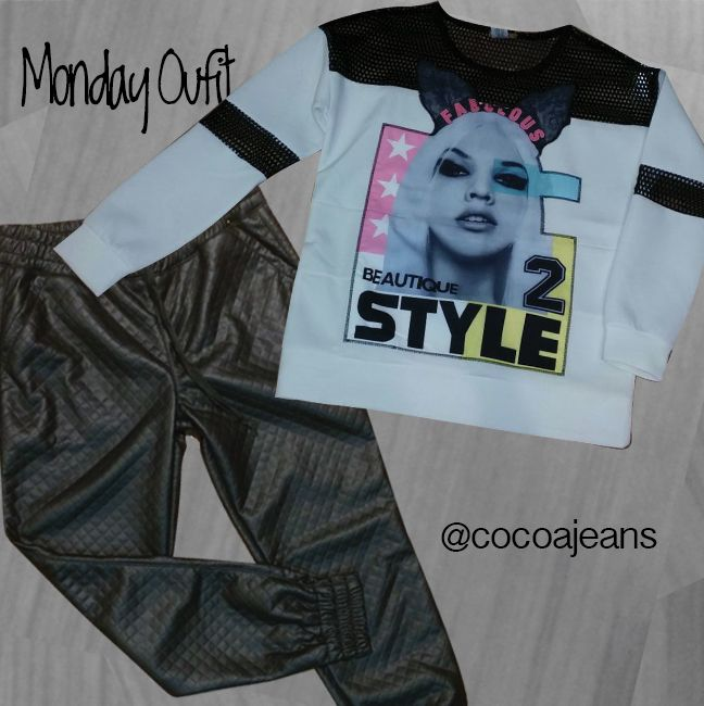 #mondayoutfit #stylish #fashion #trendy #lovely #woman #tagsforlikes #photooftheday #look #outfit #cocoa