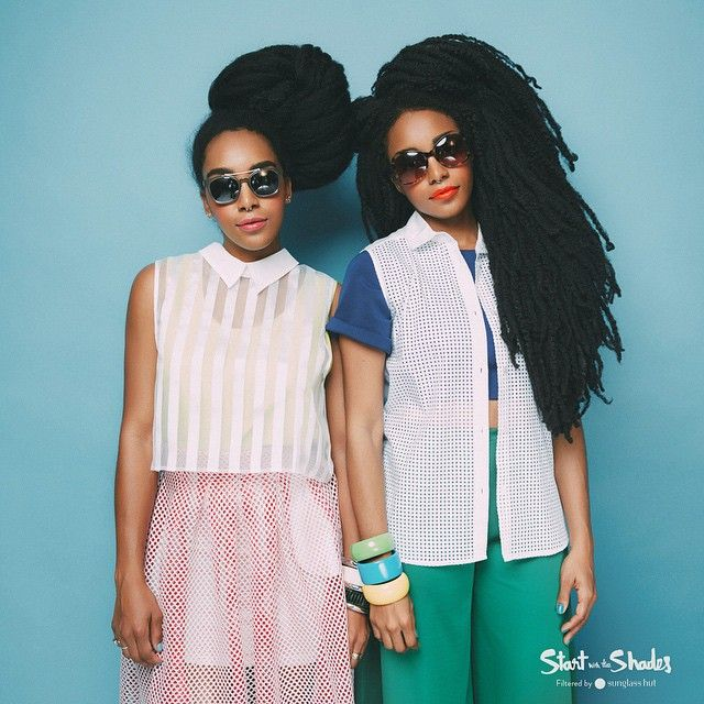 333 Best Images About Style Stars: Quann Sisters On