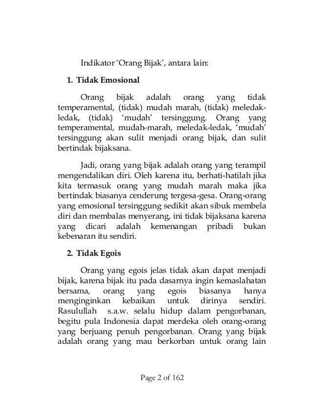 Kata Bijak Filsafat Islam Bijak Islam Psikologi